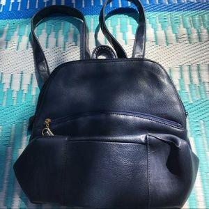 Capezio mini backpack.